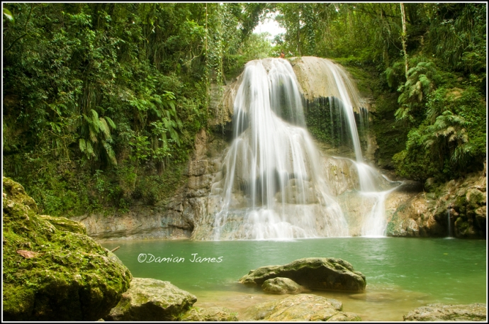 Puerto Rico - waterfalls 02