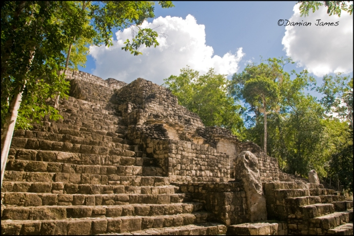 Calakmul - 9